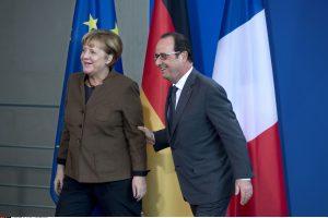 Šiemet forumas Davose – be A. Merkel ir F. Hollande'o