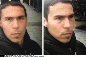 Turkijos policija paviešino pagrindinio išpuolio vykdytojo nuotrauką