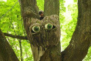 Klaipėdoje – lėlių spektaklio medžiuose premjera