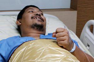 Tailande iš klozeto išlindęs pitonas įkando vyrui į penį