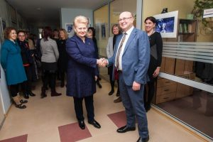 D. Grybauskaitė: Kaunas gali būti pavyzdžiu kitiems miestams