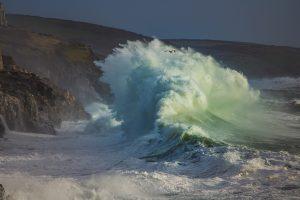 Pietų vandenyne užfiksuota rekordinė beveik 24 m aukščio banga
