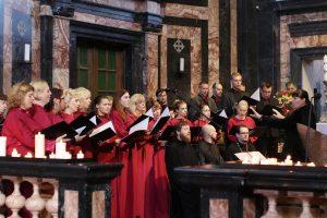 Pažaislio vienuolyne – sakralinės muzikos koncertas