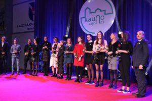 Kauno rajono sportininkai džiaugiasi medalių derliumi