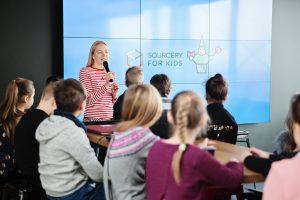 Lietuvoje dar daugiau vaikų mokysis programuoti nemokamai
