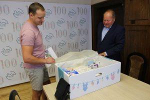 Vasaros dovana Kauno rajonui – 500-asis kūdikis