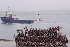 Škotijos sala kasmet rengia įspūdingą ugnies šventę