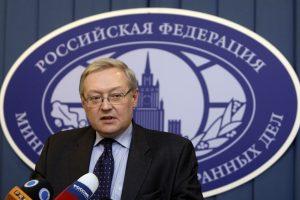 Rusija kaltina JAV prisidėjimu prie terorizmo