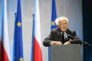 Mirė garsus filosofas, VDU garbės daktaras Z. Baumanas