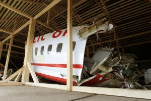 Lenkija kelia bylą Rusijai dėl užsitęsusio prezidentinio lėktuvo katastrofos tyrimo