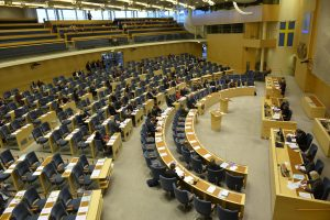 Švedija nebaus įmonių, nesuteikiančių bent 40 proc. vietų valdybose moterims