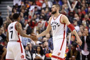J. Valančiūno ir D. Motiejūno komandos NBA lygoje iškovojo pergales