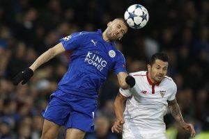 """Čempionų lyga: į ketvirtfinalį pateko """"Juventus"""" ir """"Leicester City"""""""