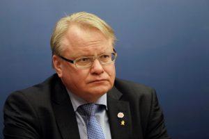Ministras: Švedija nestos į NATO, bet išliks Aljanso partnerė