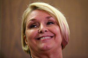 R. Polanskio paauglystėje išžaginta moteris maldauja teisėjo užbaigti bylą