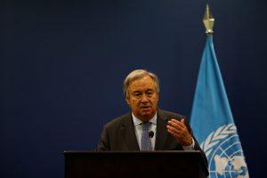 JT vadovas: dviejų valstybių sprendinys turi būti įgyvendintas