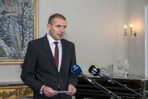 Islandijoje pirmalaikiai parlamento rinkimai vyks spalio 28 dieną