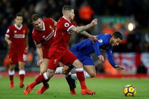 """""""Liverpool"""" ir """"Chelsea"""" mače nugalėtojas nepaaiškėjo"""