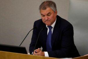 Rusijos parlamentas nusprendė ir toliau nemokėti įmokų Europos Tarybai