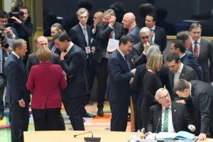 ES pratęsia ekonomines sankcijas Rusijai