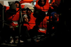 Viduržemio jūroje pablogėjus orams Malta išgelbėjo 180 migrantų