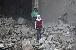 Sirijoje Rusija išbandė daugiau kaip 200 naujų ginklų