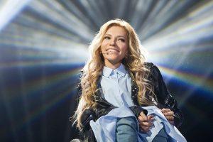 """Rusija atmetė """"Eurovizijos"""" pasiūlymą jos atstovei konkurse dalyvauti nuotoliniu būdu"""