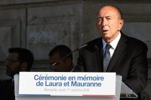Prancūzijos vidaus reikalų ministras – ant atsistatydinimo slenksčio