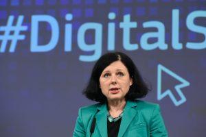 Interneto milžinai remia ES kovos su neapykantą kurstančiomis kalbomis taisykles