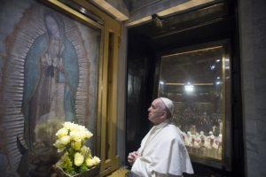 Popiežius ragina Meksikos vyskupus drąsiai kovoti su narkotikų prekyba