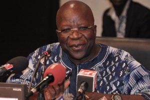 Burkina Faso vyriausybė išaiškino rengiamą perversmą