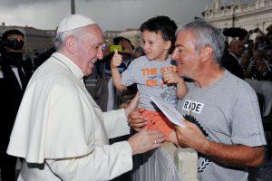 Popiežius įsteigė naują Romos Kurijos instituciją žmogaus pažangai plėtoti
