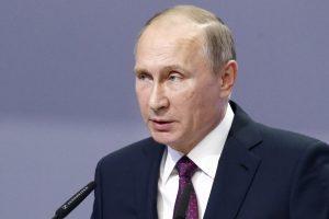 V. Putinas: 1917-ųjų bolševikų revoliucija turėjo nevienareikšmių pasekmių
