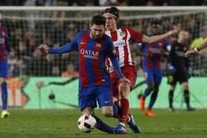 """Karaliaus taurės drama – trys raudonos kortelės ir """"Barcelona"""" finale"""