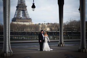 Apniukęs Paryžiaus dangus nesugadino įsimylėjėliams šventės