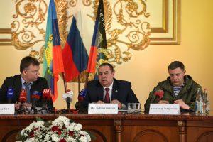 Prorusiški separatistai kaltina ESBO pagalba Ukrainos pajėgoms