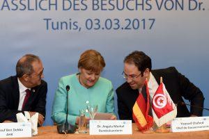 Tunisas ir Vokietija suderino naują sutartį dėl nelegalių migrantų srauto