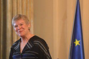 NATO generalinio sekretoriaus pavaduotoja: JAV dėmesys Europai nesumažėjo