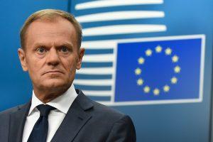 ES lyderiai kritikuoja Britanijos pasiūlymą dėl piliečių teisių išsaugojimo