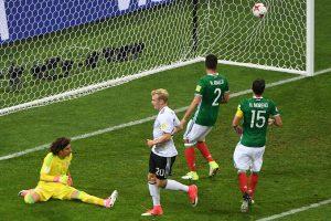 Vokietija – antra Konfederacijų taurės finalo dalyvė