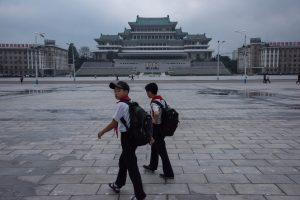 JAV uždraus amerikiečiams vykti į Šiaurės Korėją