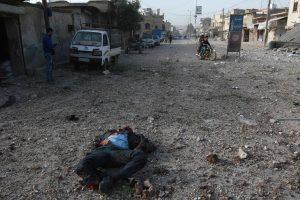 Šiaurės Sirijoje per antskrydžius žuvo 29 civiliai