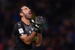 G. Buffono atsisveikinimas su ašaromis akyse: Italija nepateko į pasaulio čempionatą