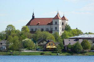 Trakų bažnyčia paskelbta bazilika