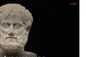 Valdovų rūmuose – Aristotelio skulptūra iš Graikijos