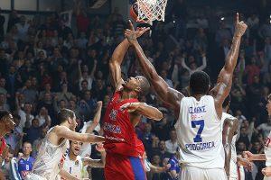 Staigmena: CSKA krepšininkai pirmąją nesėkmę patyrė Podgoricoje