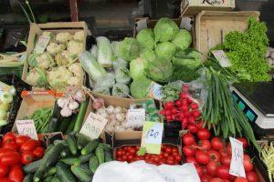 Lietuviai pagal suvalgomus vaisius ir daržoves atsilieka nuo ES vidurkio