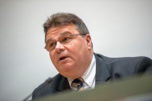 L. Linkevičius: Moldovos valdžiai svarbu kovoti su korupcija ir dirbti su Padniestre