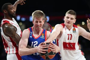 Lietuvos krepšininkai Milano klubui pelnė 16 taškų