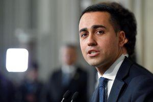 """Italijos """"Penkių žvaigždučių judėjimo"""" lyderis prašo laiko suformuoti vyriausybę"""